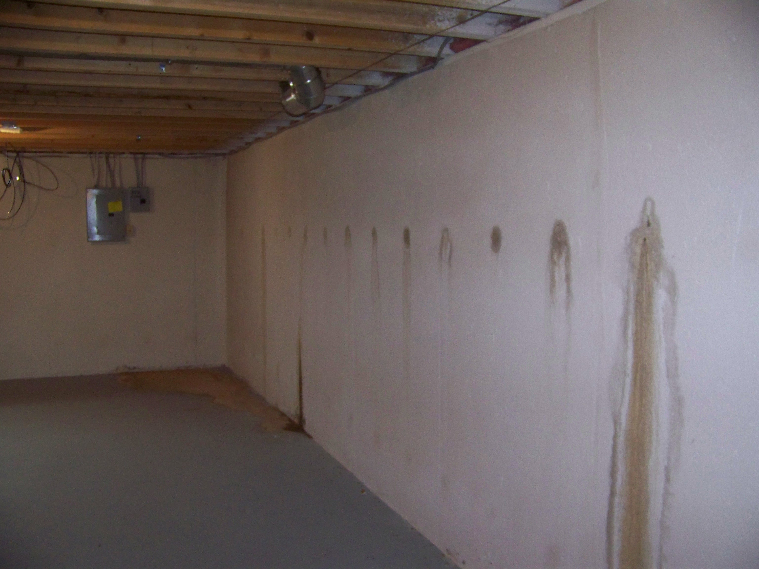 Etonnant Basement Leaks | Basement Waterproofing
